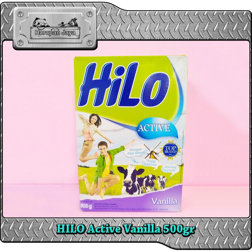 Hilo Active Vanilla 200g Shopee Indonesia Teen Caramel 750g