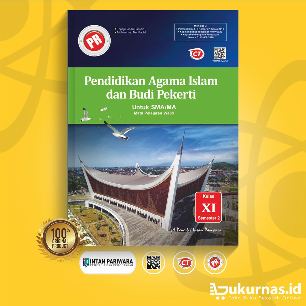 Buku Pr Pai Sma Ma Kelas 11 Semester 2 Intan Pariwara 2020 2021 Shopee Indonesia