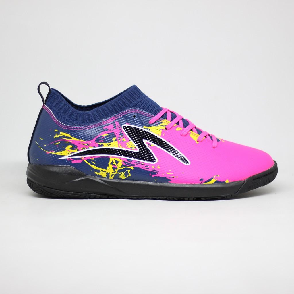 Sepatu Futsal Specs Equinox IN - Dark Granite 400771  66afc206f4