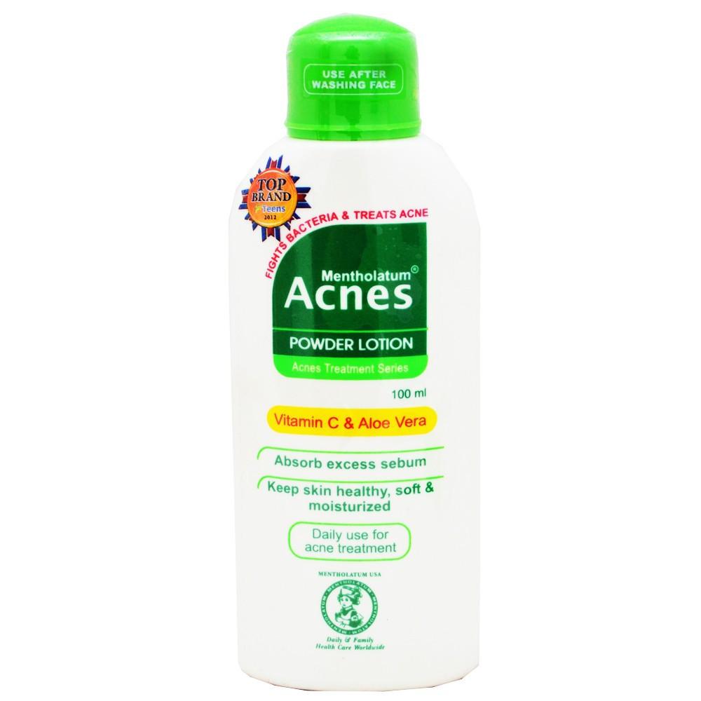 Acnes Powder Lotion 100ml Spot Care Obat Jerawat Treatment Series Perawatan Wajah Shopee Indonesia