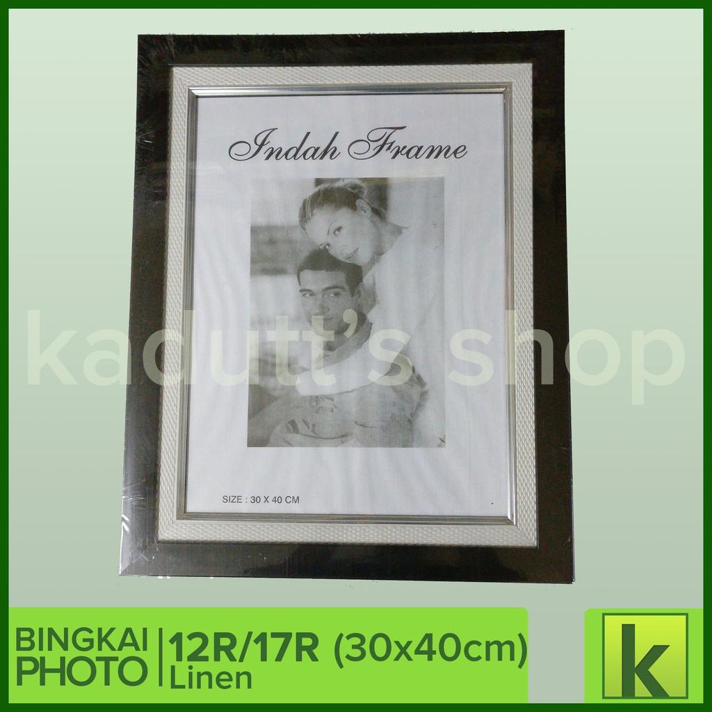 Bingkaipiguraframe Foto Presidenwakil 25x35 Cm Patung Garuda