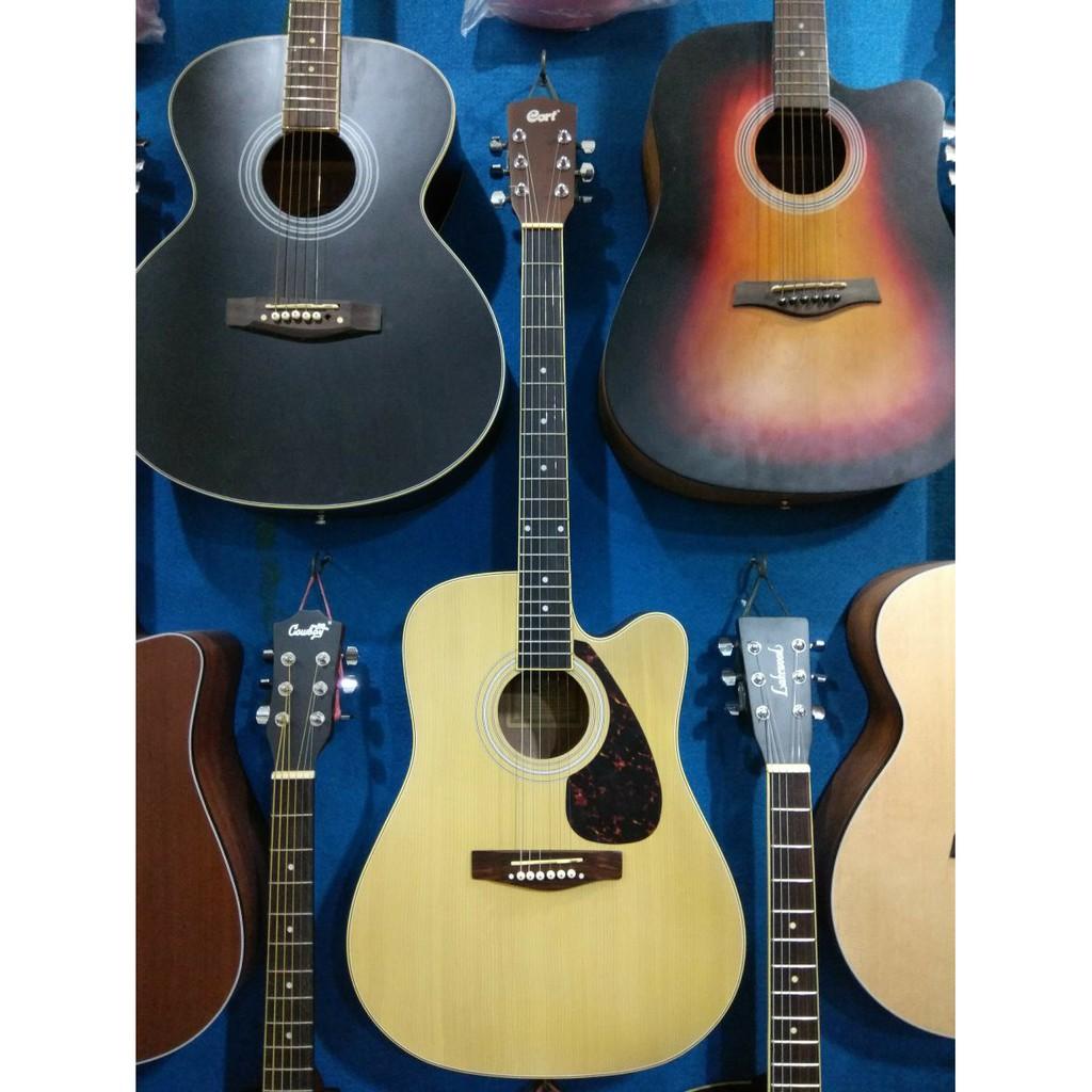Gitar Akustik Jumbo Cyprus Trusrod Lakewood Natural Glossy Jakarta Murah