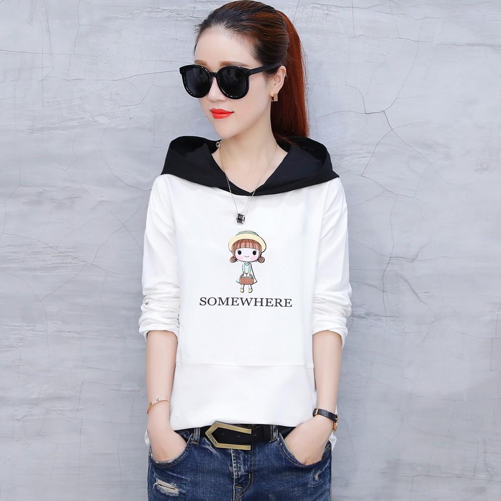 Sweater Wanita Dengan Model Potongan Longgar Dan Ukuran Besar Celana Pendek Motif Tartan Blx510 Bergaya Korea Untuk Musim Dingin Gugur Shopee Indonesia