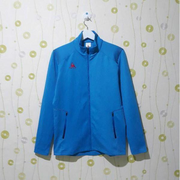 Jaket tacktop le coq sportif blue