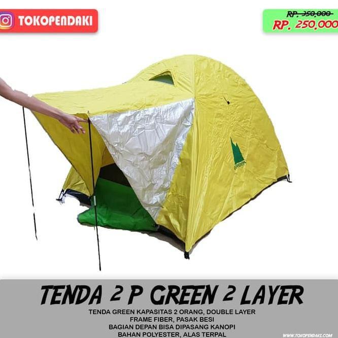 NEW PRODUCK MATOUGUI WS001 TENDA CAMPING HIKING DOUBLE LAYER WINDPROOF /WATERPROOF , .. | Shopee Indonesia