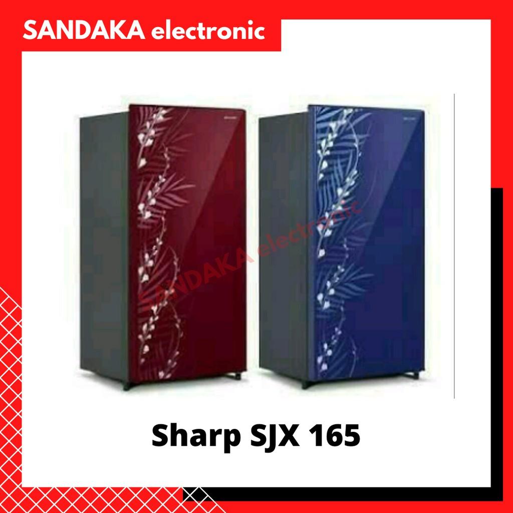 Kulkas 1 PINTU Sharp SJX 165