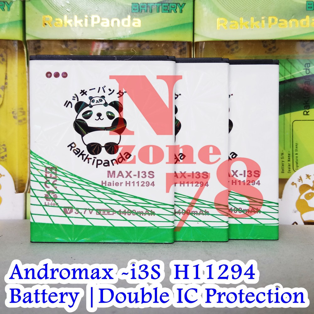 Baterai Andromax V V1 V2 Bold V9820 Nokia 986 Zte Blade A5 Double Ic Protection Shopee Indonesia