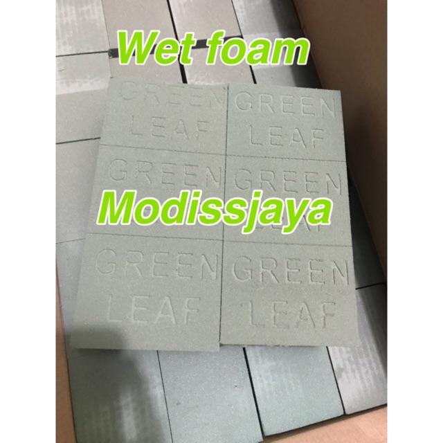 Wet foam   Busa basah  b976a717fb