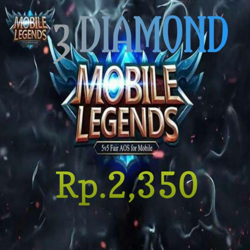 DIAMOND ML TERMURAH - TOPUP DM ML MURAH - ML TOPUP - ISI DM ML - DIAMOND #1