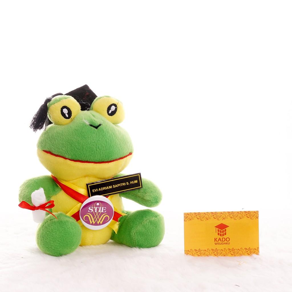 Piala Boneka Wisuda OWL bisa Request Nama dan Logo Kado Wisudaku ... e90e7d5c3f