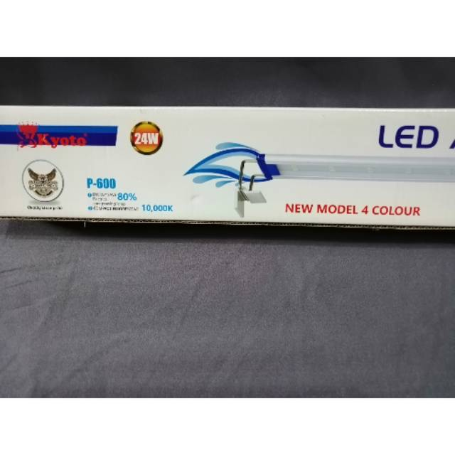 Lampu aquarium aquascape LED KYOTO P 600   Shopee Indonesia