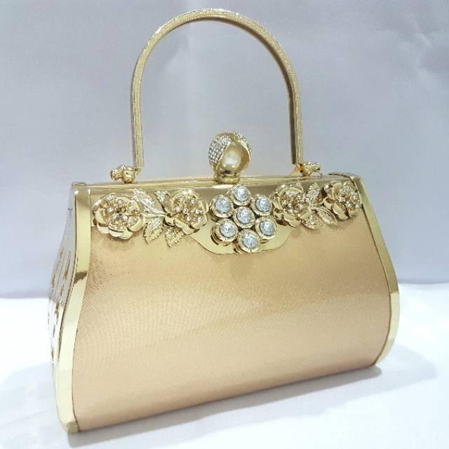 Produk Terbaru Tas Wanita Clutch Pesta Burberry Sling Bag 2 Ruang ... 5b1971afbb