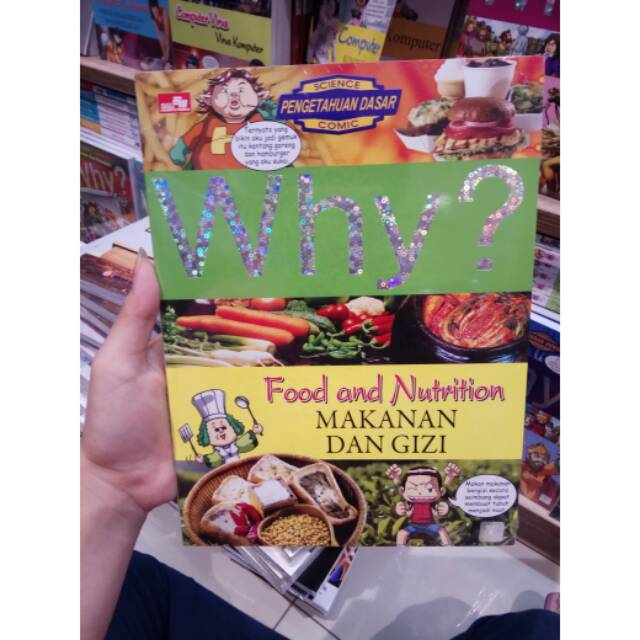 Why Food And Nutrition Shopee Indonesia