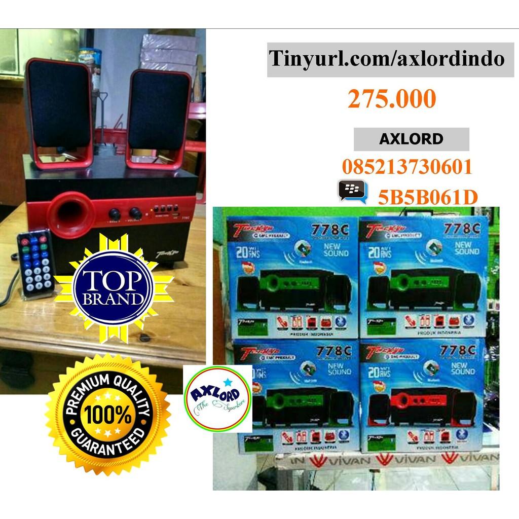 Speaker Aktif Multimedia Gmc 888d2 Shopee Indonesia