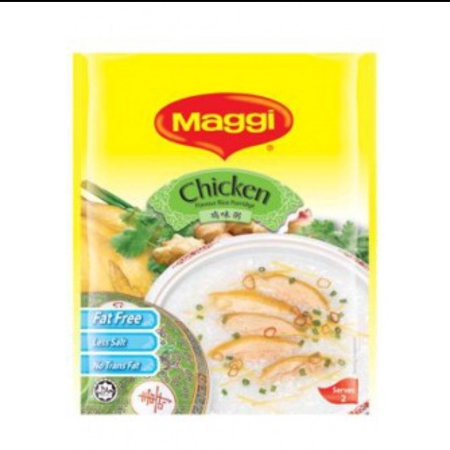 Bubur Maggi Shopee Indonesia
