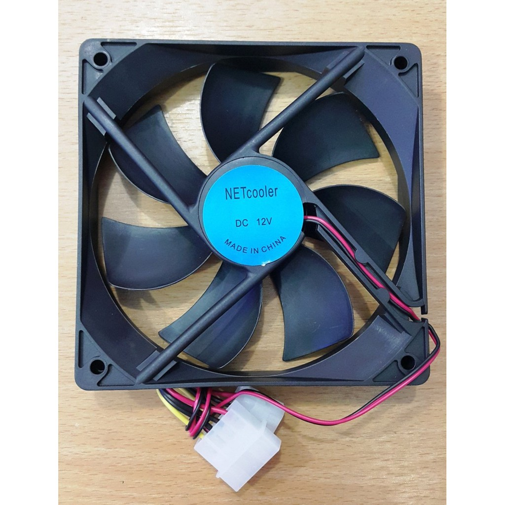 Jual Fan Casing Cpu 8cm Transparan Lampu Murah Shopee Indonesia Kabel Power Ide Molex 4pin To 4x4pin Socket 2pin Wire Black Sleeved Cable