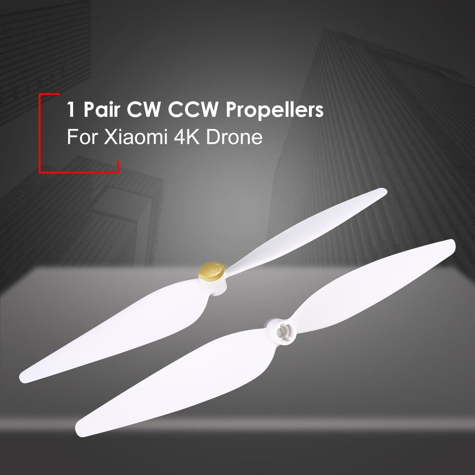 8 Pairs CW//CCW Propeller Props Spare Props Blade for Parrot ANAFI RC Drone UY