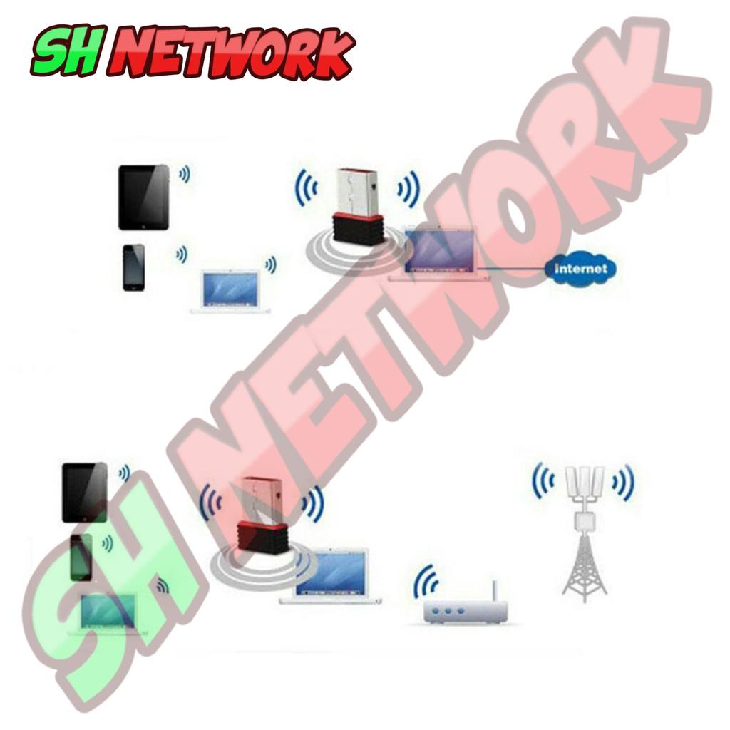 Realtek RTL8188FTV 300Mbps 802 11N USB Dongle Wireless