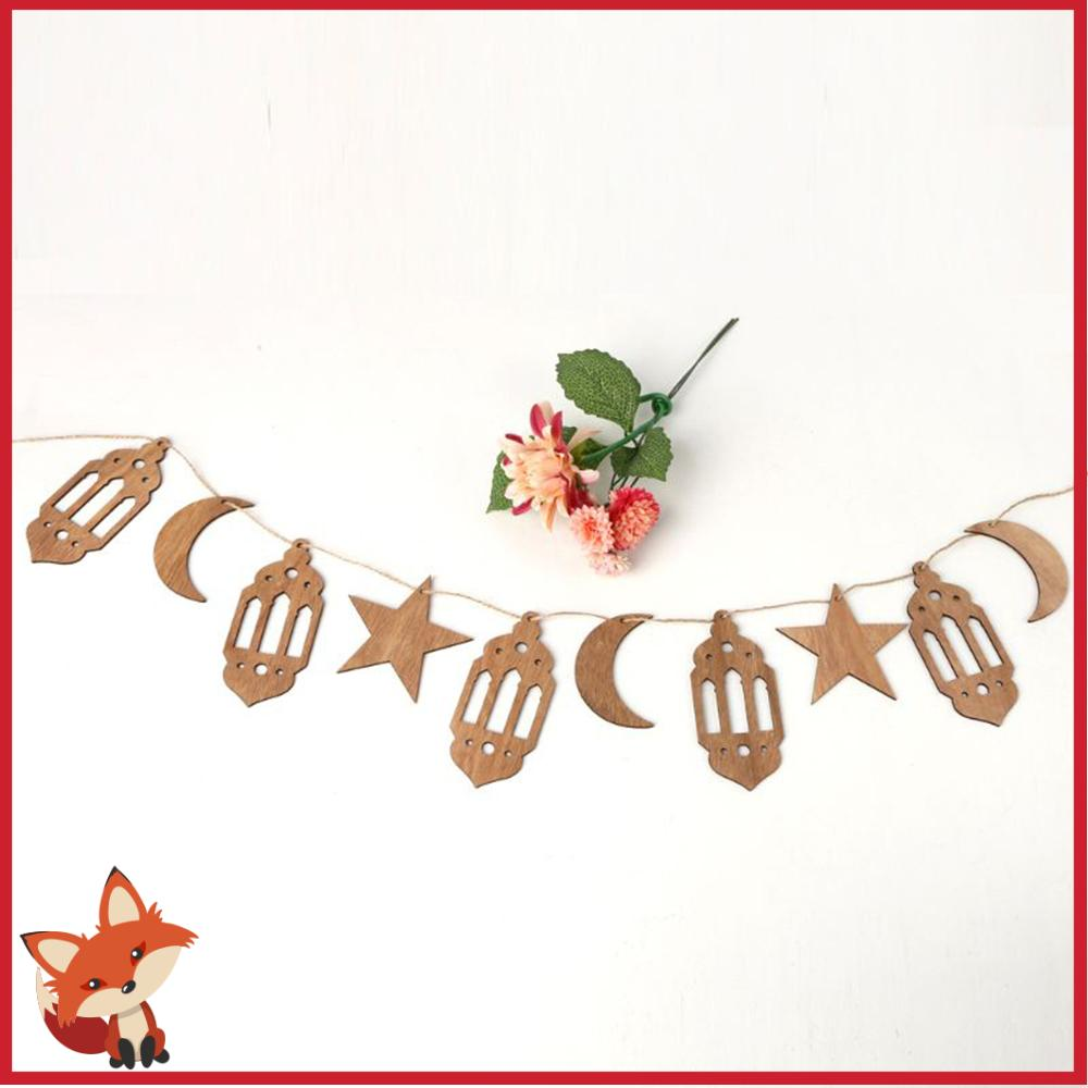 Fay Party Supplies Home Decor Wedding Decoration Wood Embellishments Diy Pendant Crafts Accessories Shopee Indonesia