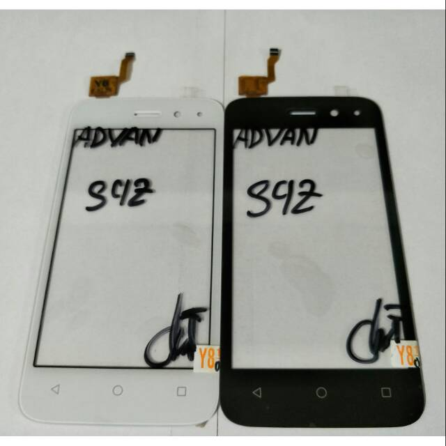TOUCHSCREEN ADVAN S4Z TS S4Z+ S4Z PLUS LAYAR SENTUH ORIGINAL | Shopee Indonesia