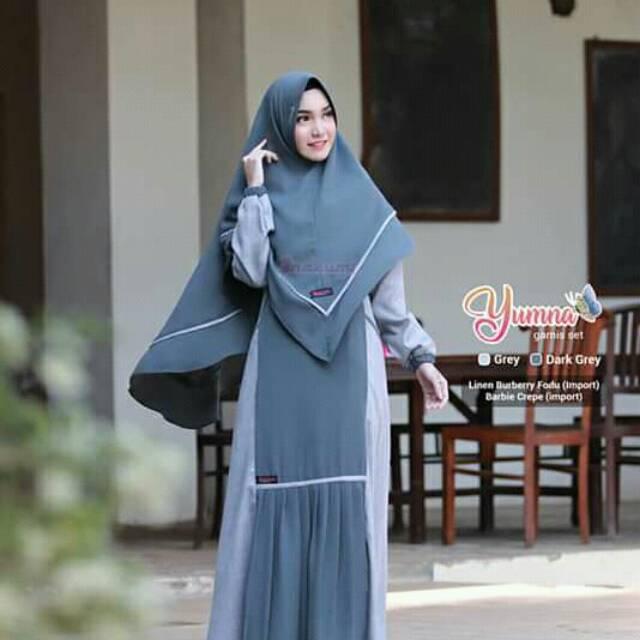 Yumna Set By Nazumi Shopee Indonesia