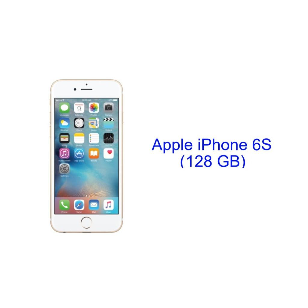 Apple Iphone 6s 128gb Garansi Distributor 1 Tahun Shopee Indonesia 128 Gb Resmi