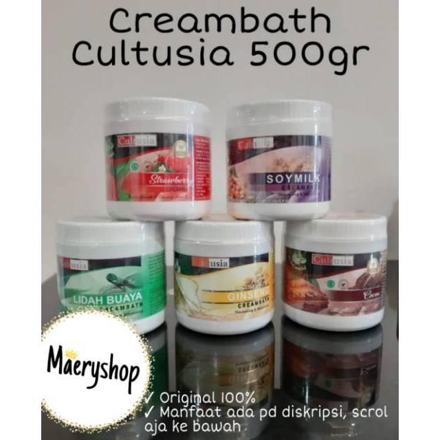 Creambath Cultusia Krimbath Cultusia 500ml Masker Rambut Masker Rambut Cultusia 500ml Shopee Indonesia