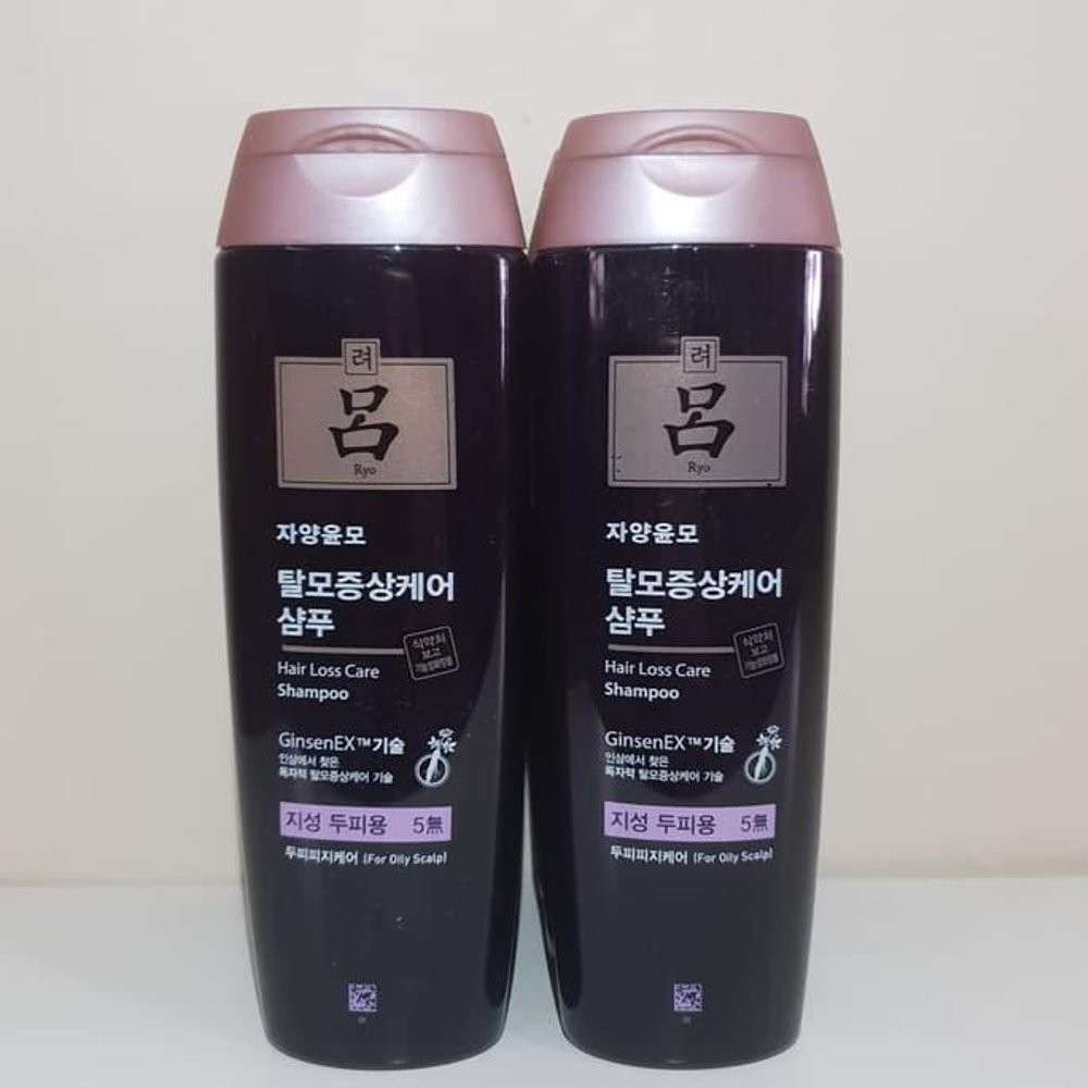 Ryo Hair Loss Care Shampoo For Oily Scalp 180ml Shopee Indonesia