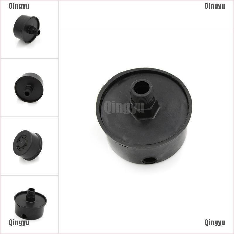 16mm Black Air Filter Filter SilencerMufflers Air-Compressor Pneumatic Supply Ym