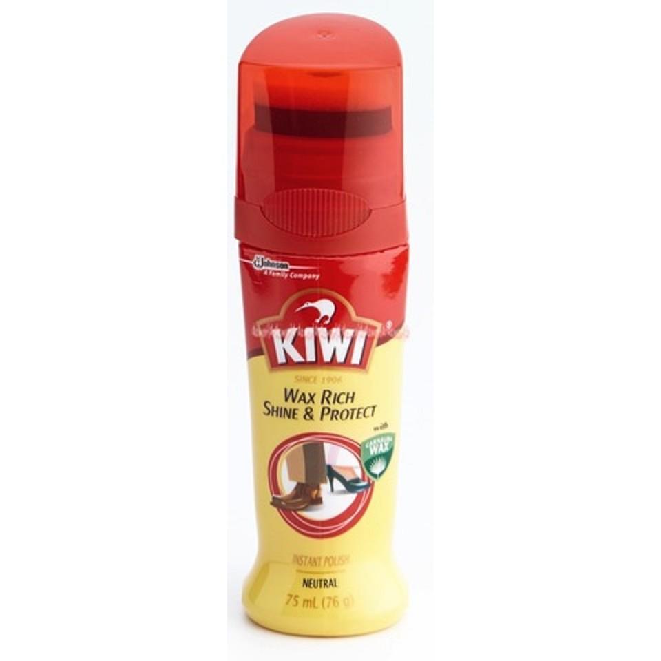 Kiwi Wax Semir Sepatu Rich Shine Protect Black 75 Ml Hitam 3m Moto Pn11414 Body Protects Paint Instant Glow Terbaru And Neutral Intstan 75ml Shopee Indonesia