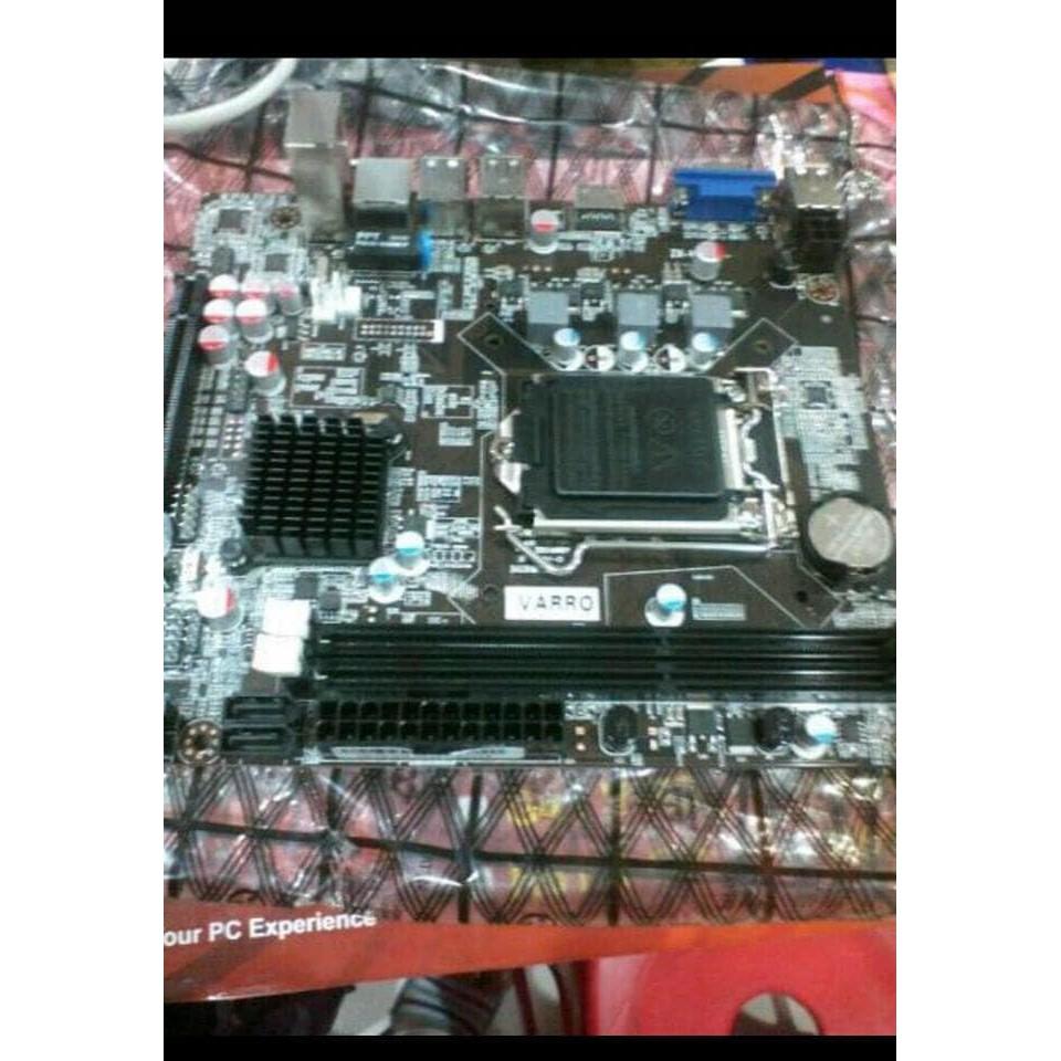 Mainboard Motherboard Varro H81 Shopee Indonesia Gigabyte Ga Z270 Phoenix Gaming Socket 1151 Kaby Lake Intel