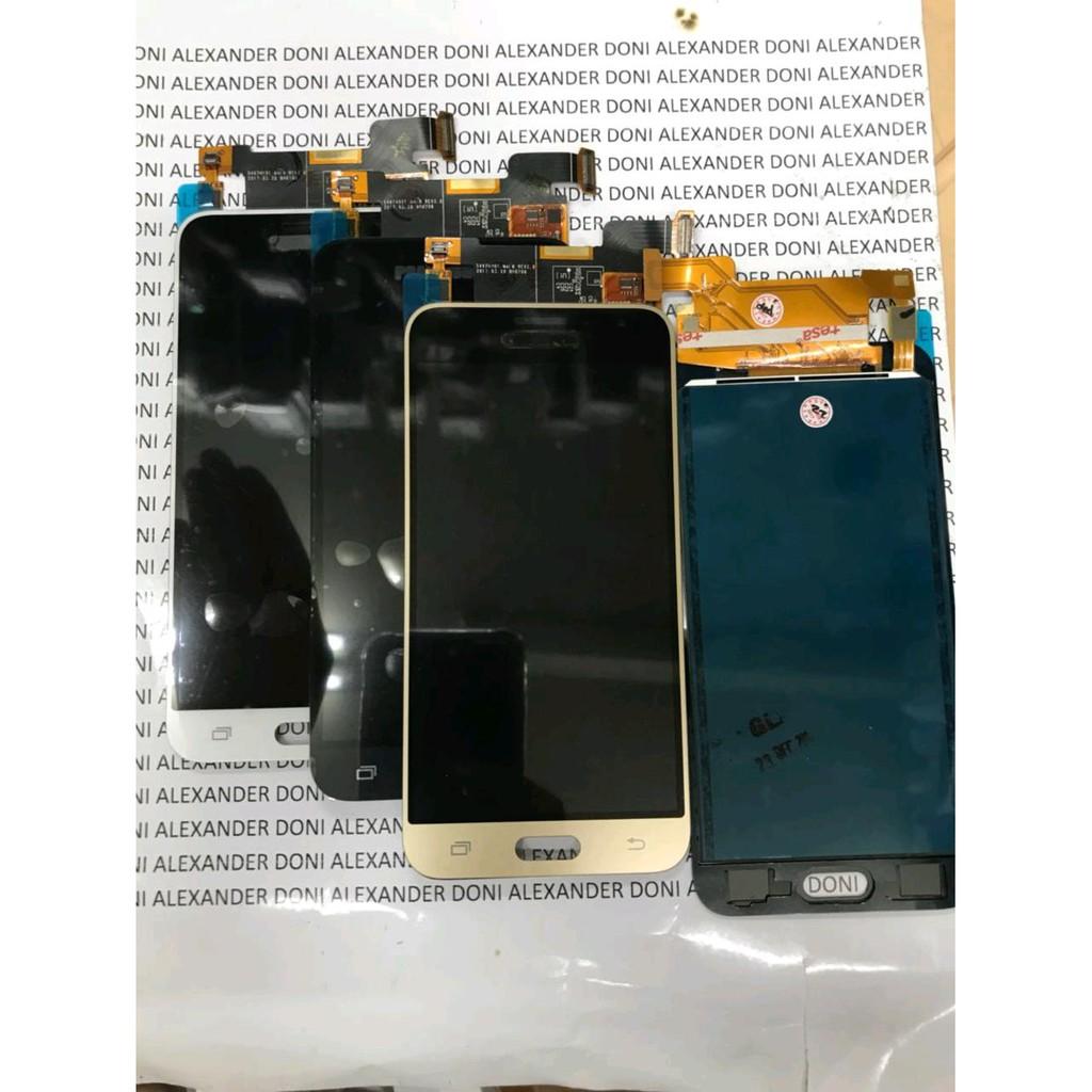 Lcd Touchscreen Samsung Galaxy J1 2016 New J120 Complete Ori Aaa J120g Shopee Indonesia