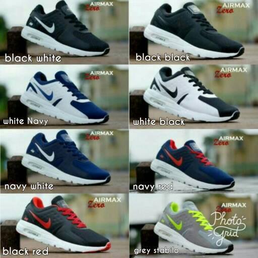 SEPATU OLAHRAGA PRIA Nike Airmax Zero Untuk Running Lari Pria TERMURAH  213292acf6