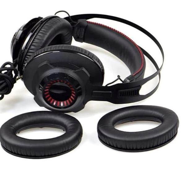 Replacement Ear Pads Cushion for Kingston HyperX Cloud Revolver S Gaming Headset