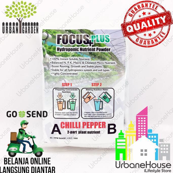 FERTIPONIC 5 LITER NUTRISI HIDROPONIK AB CAIR PROFESSIONAL GOJEK-ONLY | Shopee Indonesia