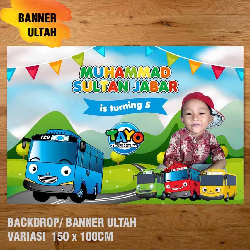 Terlaris Backdrop Ultah Banner Ulang Tahun Tema Spiderman Gratis Design Shopee Indonesia