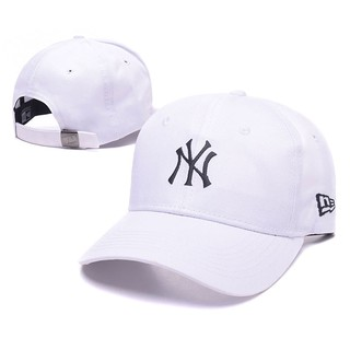 NY Busana Musim Panas Kapas Bordir Topi Hiphop Topi Baseball Disesuaikan Snapback Pria & Wanita