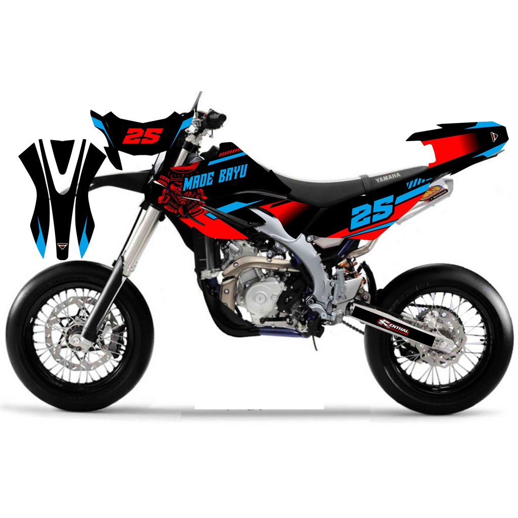 DECAL WR155