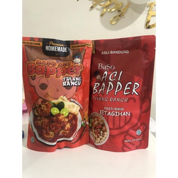 Baso Aci BAPPER boci Premium & CILOKBA Cilok bapper baso aci Baper baper sambel mercon