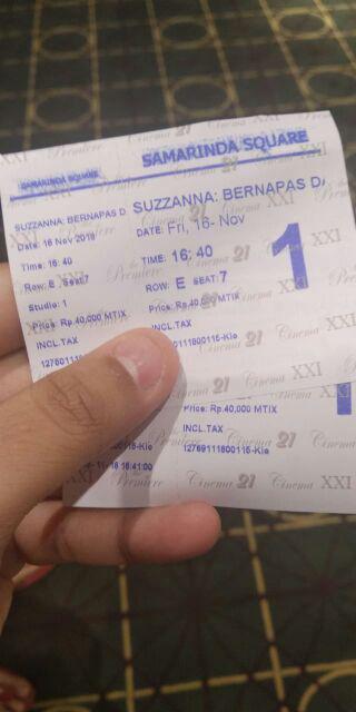 Tiket Nonton Bioskop Xxi Studio21 Shopee Indonesia