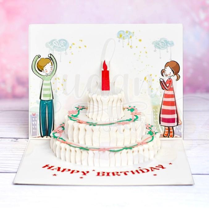 Happy Birthday Gambar Ucapan Ulang Tahun Lucu Dan Unik ...