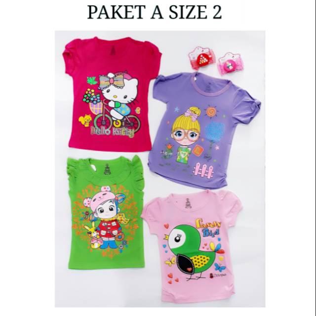 Paket Chiko Kid s 12 pcs   1 Lusin baju anak murah berkualitas ... 368e75df30