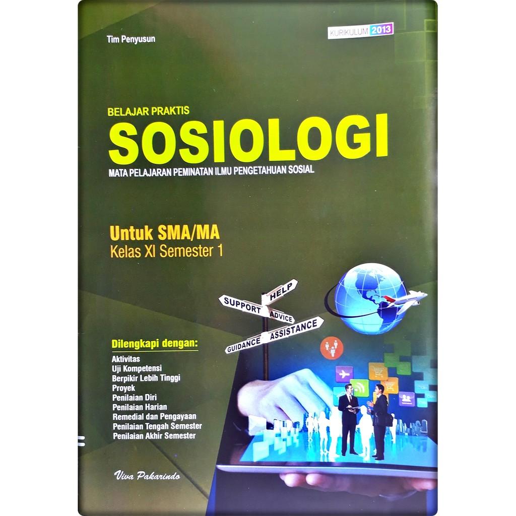 Lks Sosiologi Sma Ma Kelas Xi 11 Semester 1 2020 2021 Viva Pakarindo Shopee Indonesia