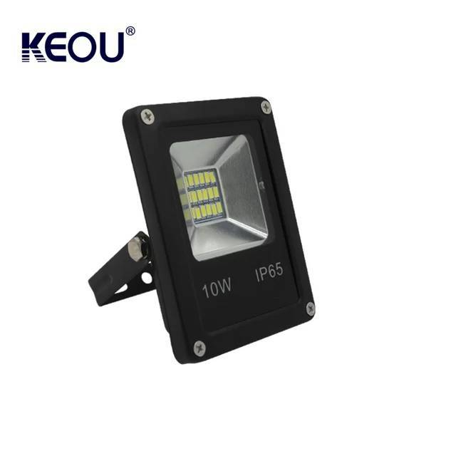 Lampu Sorot 10w Led Flood Light 10 Watt Outdoor Waterproof 900 Lumen Shopee Indonesia