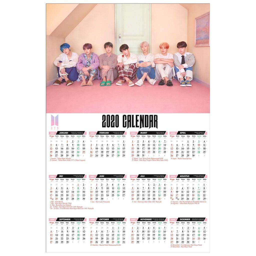 Bts Kalender