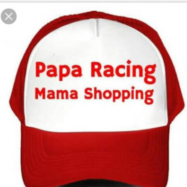 2 PC Unisex anak-anak balita bayi kolam topi topi Beanie aku cinta PAPA MAMA