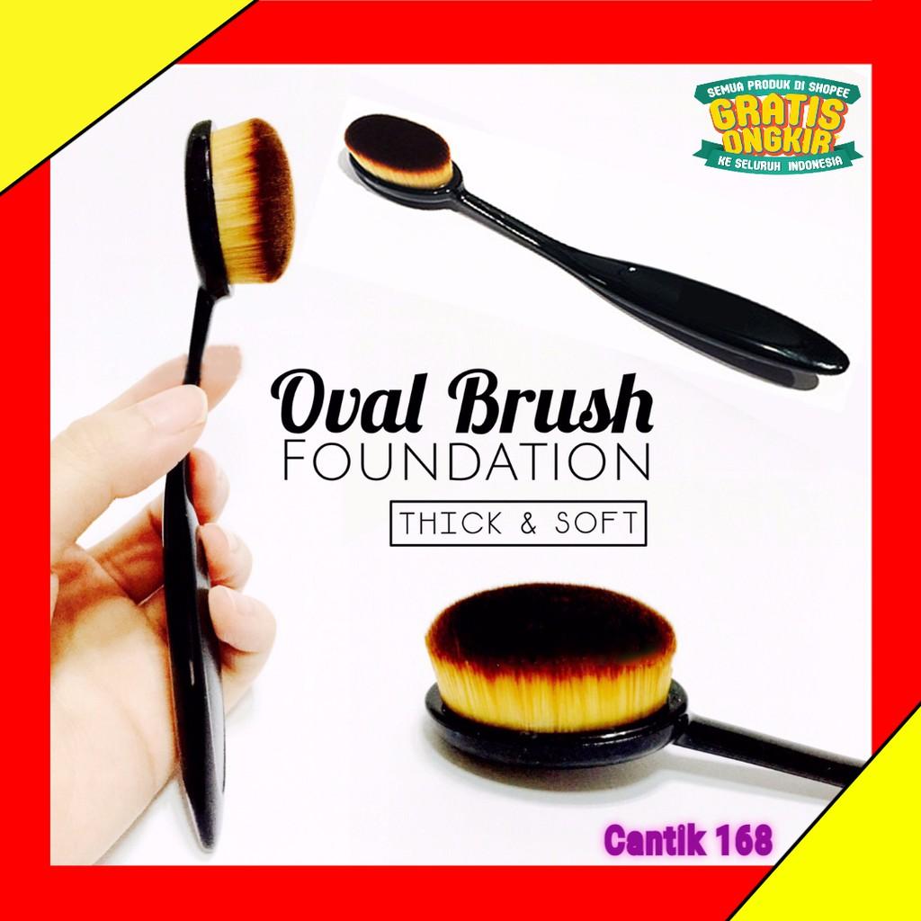 4pcs/set Fan-shape Powder Brush Foundation Eyeshadow Makeup Up Brush   Shopee Indonesia