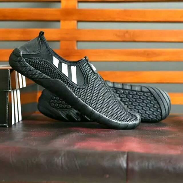 Sepatu Adidas Jawpaw Slip On Slop Grade Ori Sport Outdoor Full
