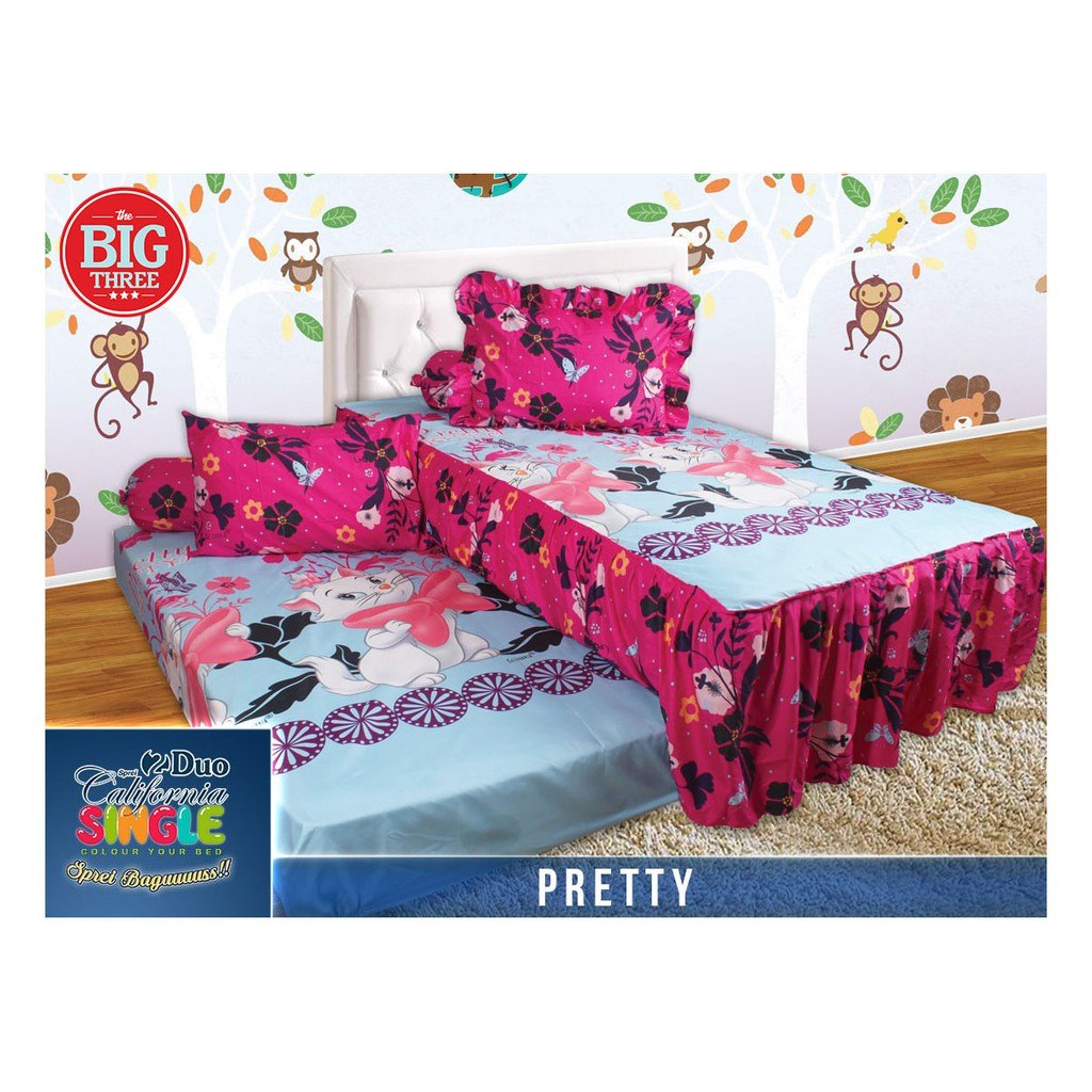 Sprei Kintakun Dluxe 2in1 Motif Merci Paris Sorong 120x200 Single 120 X 200 United Flag Deluxe Sp Duo Shopee Indonesia