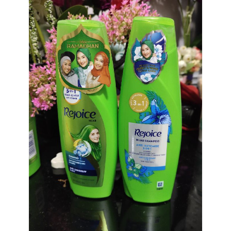 Shampoo rejoice 150 ml & 340 ml-Antiketombe